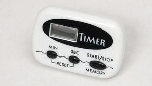 DIGITAL TIMER, 99 MINUTE, W CLIP