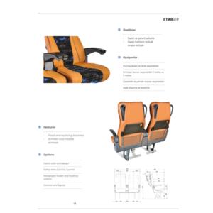 Economic Passenger Seats