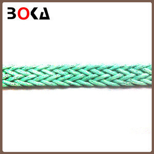 Fashion knitted polyester pp webbing For Making Clothes or DIY Belt