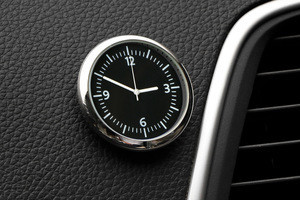 FY fashion Car Decoration Electronic Meter Car Clock Timepiece Auto Interior Ornament Automobiles   Interior In Car Accessories