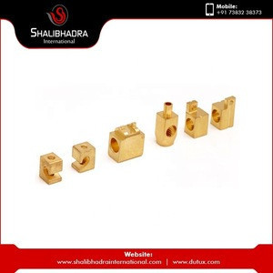 High - End Quality Custom Brass Components