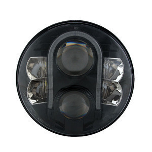 High quality 7 inch led headlight auto light car and motorcycle lighting system