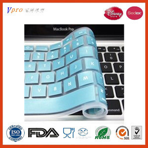 High quality Functional Macbook Silicone Keyboard Cover