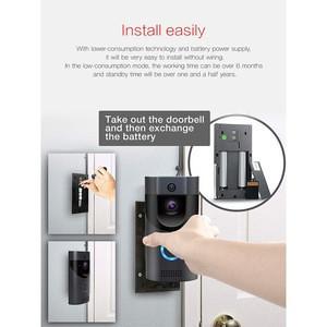 Home Security Wireless Doorbell With Camera/Wifi Wireless Door Bell Camera