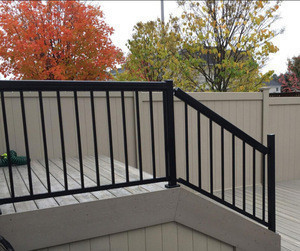 Hot sale decorative steel balcony grill designs with certificate ISO9001