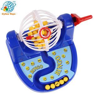 Hot Sale Interesting Bingo Lotto Game For Children Educational Toys