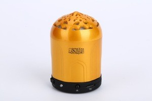 Led quran mp3 player for muslims with beautiful mosque design