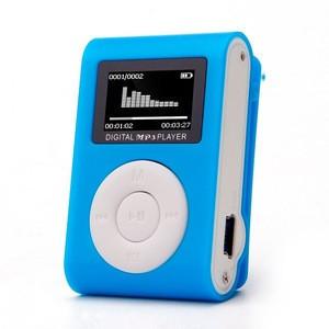 Mini MP3 player Clip MP3 player