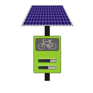 Precise Pedometer Manual/Bicycle Pedometer/ bicycle kilometer counter