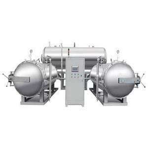 Pressure cooker/three-pot water bath sterilizing kettle/large sterilizing equipment