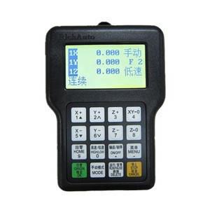 Richauto a11 dsp control system cnc router dsp control