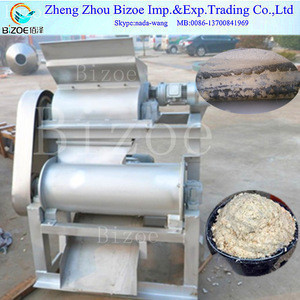 Stainless Steel Cassava Grinder For Fresh Cassava In Ghana