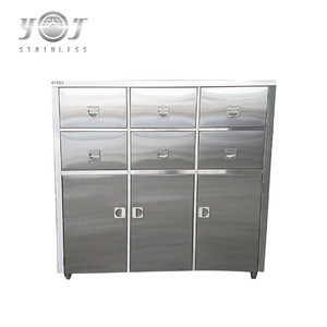 Stainless Steel laboratory clean room storage cabinet