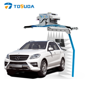 TD1 24H Fully Automatic Car Wash Machine Brushless Type