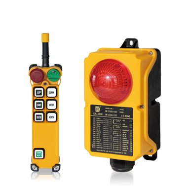 High quality G300-6S/6D Radio industrial hoist wireless remote control