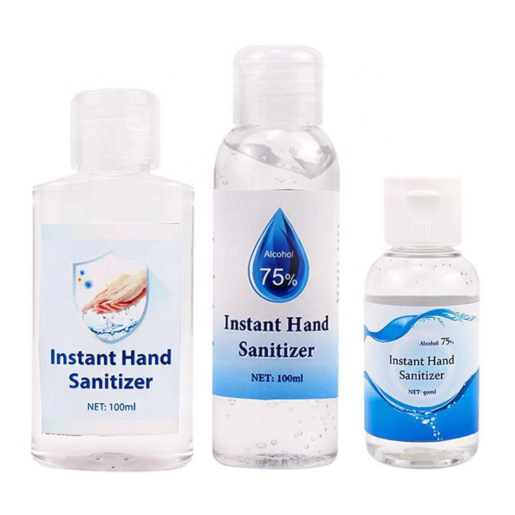 Antiseptic Disinfectant Gel Hand Sanitizer Gel Spray 30ml, 50ml & 100ml