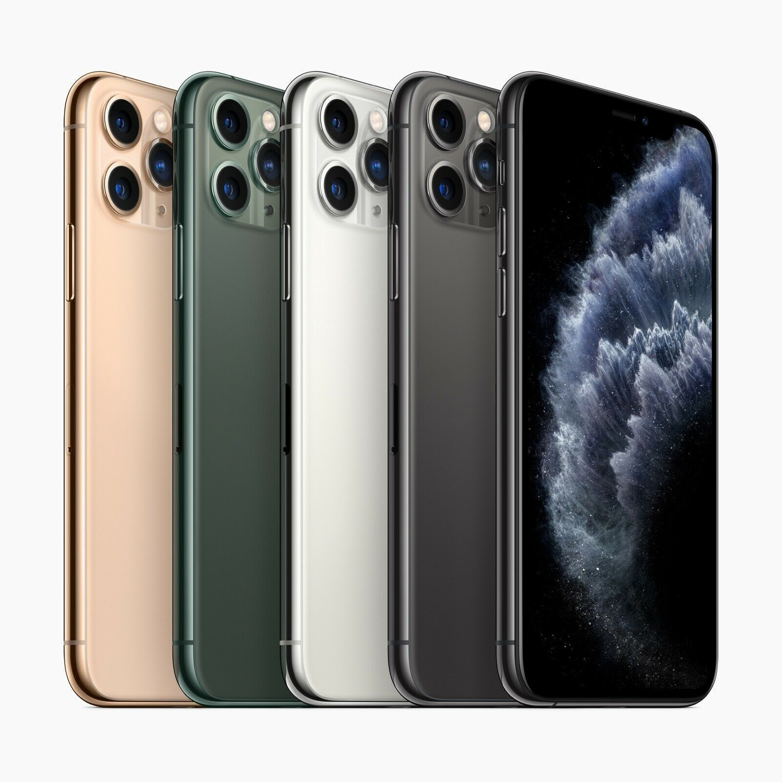 Apple iPhone 11 Pro Max All Colors