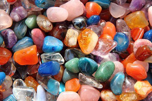 Gemstones (Amethyst, Tourmaline, Emeralds, Ruby, Sapphire)