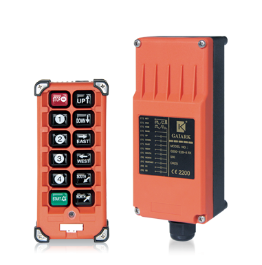 G200-E2B-8  telecrane radio industrial wireless remote control for electric hoist