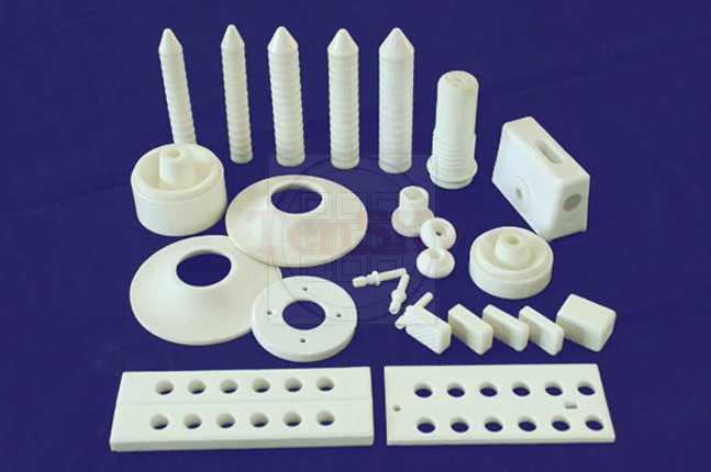 High frequency porcelain ceramics