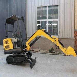 1.2Ton Mini Excavator /bucket Capacity 0.025 m3 Earth Moving Machinery