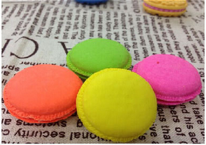 2015 new office and school supplies for promotion biscuit eraser