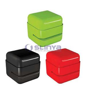 60g Per Set 5 Color No Staple Need Safe Child Stapler