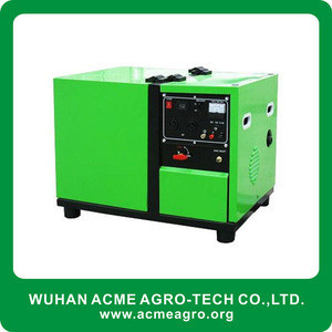 ACME Small Portable Silent Biogas Electricity Generator