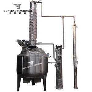 Alcohol Distillery Moonshine Distilling Wine Making Equipment
