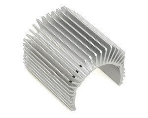 Aluminum Heat Sink Heatsink for High Power LED Amplifier Transistor