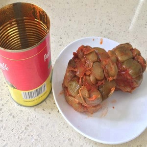 Canned Mustard Pickle 340g
