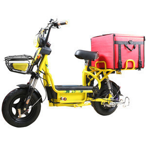 CE Approval 250w electric bicycle adult moped ebike for food delivery