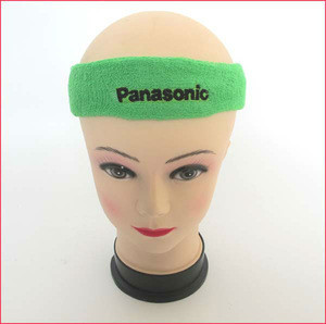 Cheap custom head sweatbands