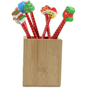 Christmas Gift Pack For Kids Pencil and Eraser, Xmas Pencil For Kids