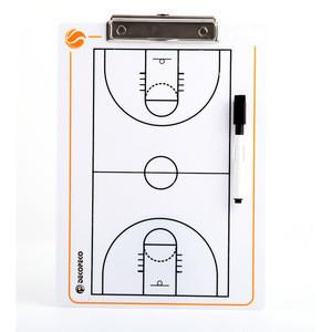 Customized 31.5*22.4cm size printed clipboard coach clipboard basketball clipboard