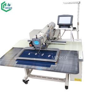 Fabric pattern cutting machine clothing pattern making sewing machine