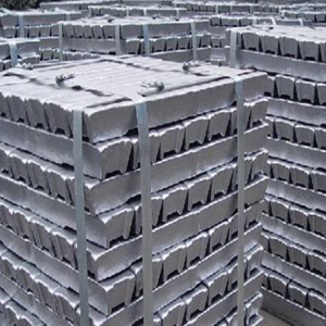 Factory  sales  pure zinc  ingots  99.995 for  industry