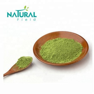 Factory supply OEM service organic  green tea matcha green tea powder