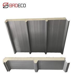 Fireproof foam insulation roof sandwich panel pu polyurethane pir roof panel