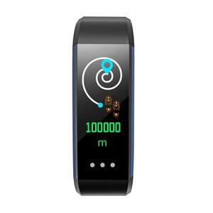 Fitness Tracker,Kirlor Blood Pressure Heart Rate Monitor Waterproof Activity Tracker