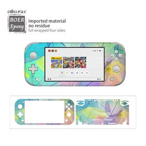 For Nintendo Switch Lite wholesale protective skin sticker OEM ODM handheld console video game cover protector