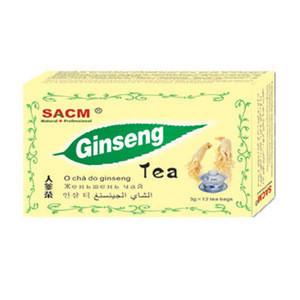 Free Sample Herbal Ginseng Tea