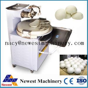 Full automatic commercial dough divider machine,steam flour bun maker,pizza dough cutting machine for sale