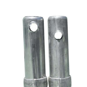 Galvanized steel scaffold material made in China pin locking scaffold joint pin