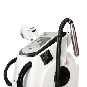 High quality picosecond+magnetism+OPT+RF beauty intergrated tattoo removal machine