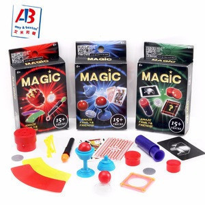 Hot Sale Creative Kid Toys Set Classic Magic Tricks for Kids