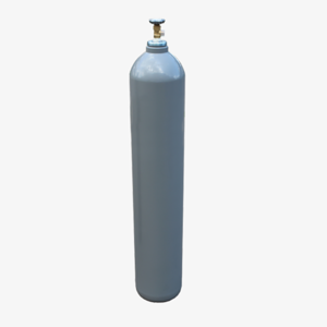 HS2804210000 High Purity Welding 40L Pure 99.9% Argon Gas Cylinder Prices