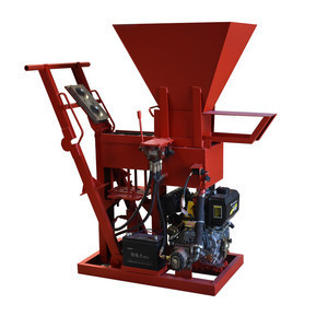 Hydraulic press brick making machine/interlocking brick machine/concrete brick making machine
