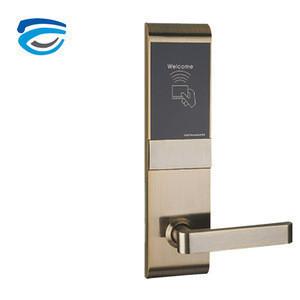 Key Card Digital NFC Card Reader Hotel Door Lock