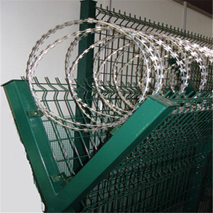 New concertina wire for sale/ concertina razor wire /weight barbed wire